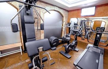 Fitnessstudio Hotel Nuevo Torreluz