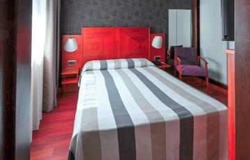 Einzelzimmer Hotel Nuevo Torreluz
