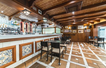 Taberna Hotel Nuevo Torreluz