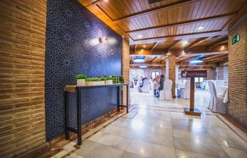 Gemeinschaftsräume Hotel Nuevo Torreluz