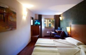 Superior-Doppelzimmer Hotel Nuevo Torreluz