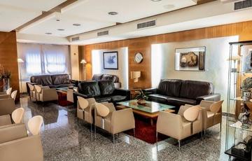 Hall Hotel Nuevo Torreluz
